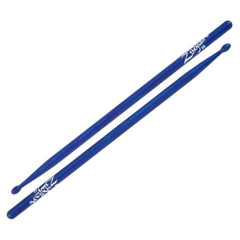 Zildjian 5A Wood Blue Drumsticks