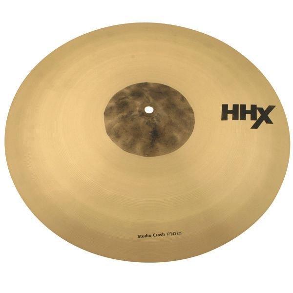 "Sabian Sabian HHX 16"" Studio Crash Cymbal"