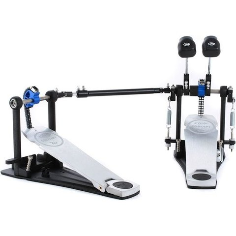 PDP Concept Double Pedal with Extended Footboard