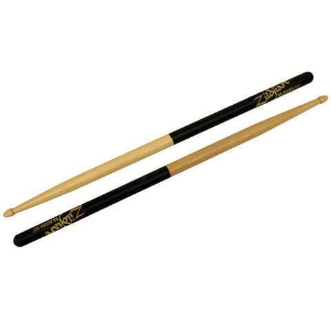 Zildjian Dip Series 5A Black Acorn Tip Drumsticks
