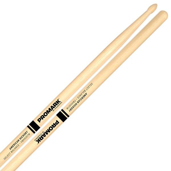"Promark Select Balance Forward 7A .535"" TD Wood Drumsticks"