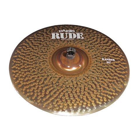 "Paiste Rude 20"" Basher Crash Cymbal"