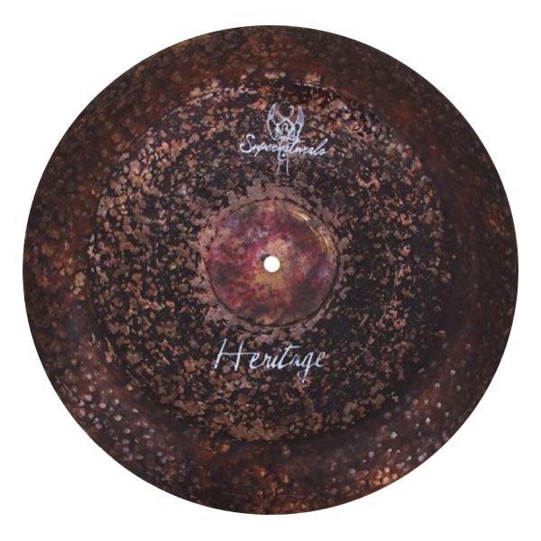 """Supernatural Heritage Series 13"""" Hi-Hat Top Cymbal"""