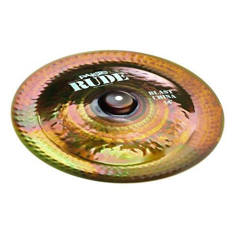 "Paiste Rude 14"" Blast China Cymbal"