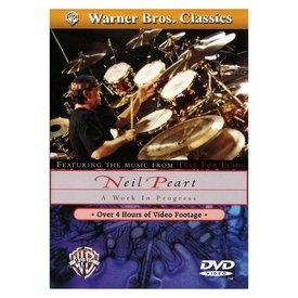 Alfred Publishing Neil Peart: A Work in Progress DVD