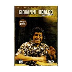 LP Giovanni Hidalgo: Conga Virtuoso DVD