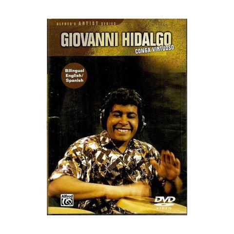 Giovanni Hidalgo: Conga Virtuoso DVD