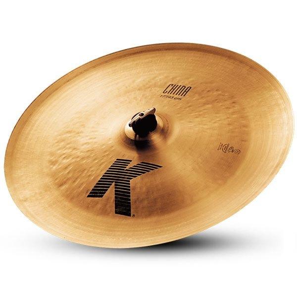 """Zildjian Zildjian 17"""" K  China"""