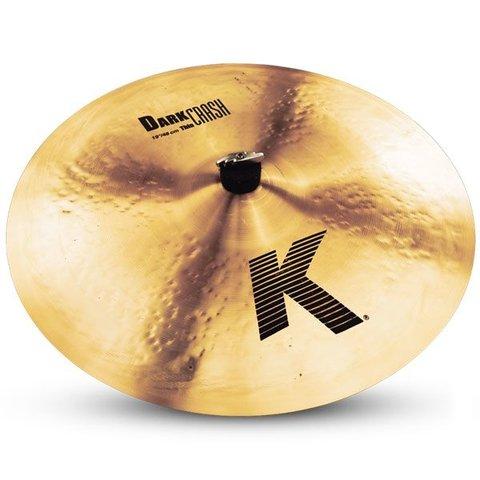 "Zildjian K Series 19"" Dark Thin Crash Cymbal"