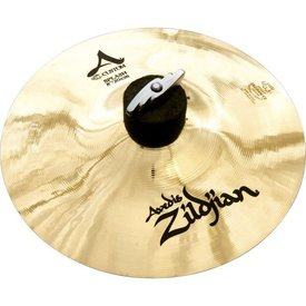 "Zildjian A Custom 8"" Splash Cymbal Brilliant"
