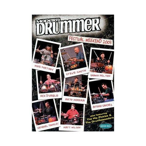 Modern Drummer Festival 2003 DVD