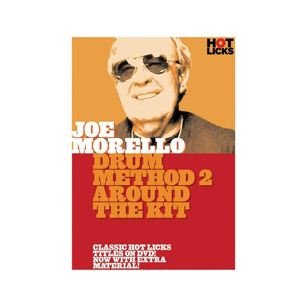 Hal Leonard Joe Morello: Drum Method 2 DVD