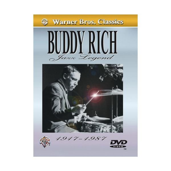 Alfred Publishing Buddy Rich: Jazz Legend (1917-1987) DVD