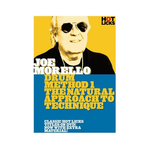 Joe Morello: Drum Method 1 DVD
