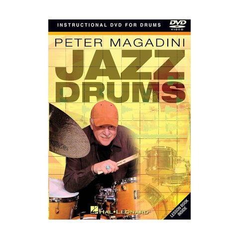 Peter Magadini: Jazz Drums DVD