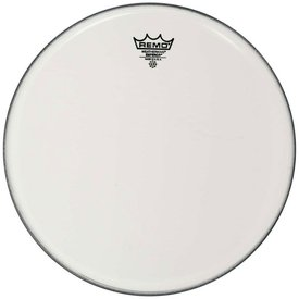 "Remo Remo Coated Smooth White Emperor 24"" Diameter Bass Drumhead"
