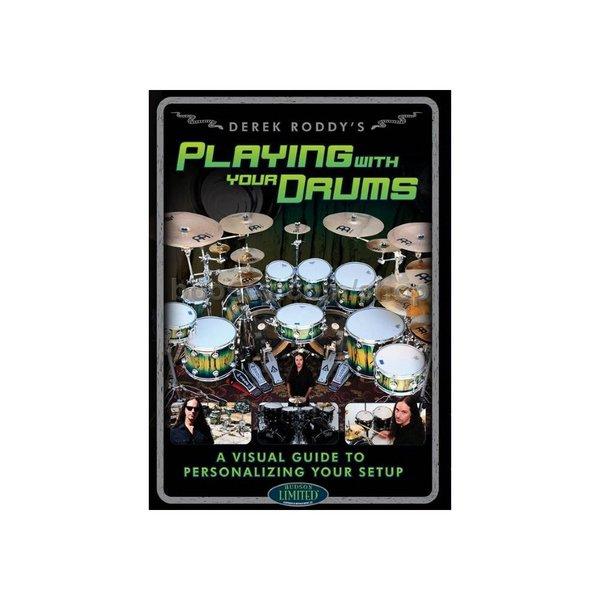 Hal Leonard Derek Roddy: Playing With Your Drums DVD