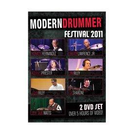 Hal Leonard Modern Drummer Festival 2011 DVD Set