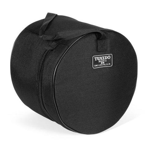 Humes and Berg 9X10 Tuxedo Padded Black Bag