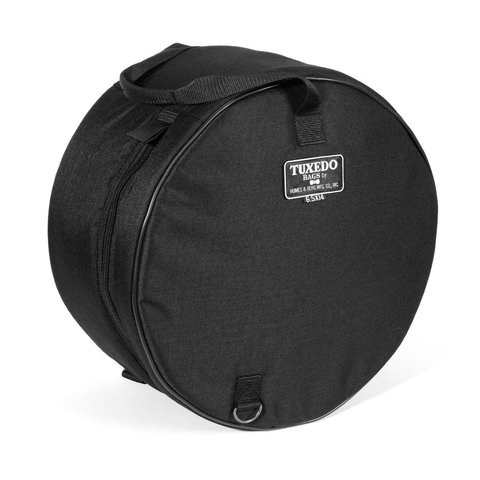 Humes and Berg 5.5X14 Tuxedo Padded Black Bag