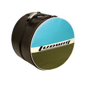"Ludwig Ludwig Atlas Classic 16""x24"" Bass Drum Bag with Classic Blue/Olive Style"
