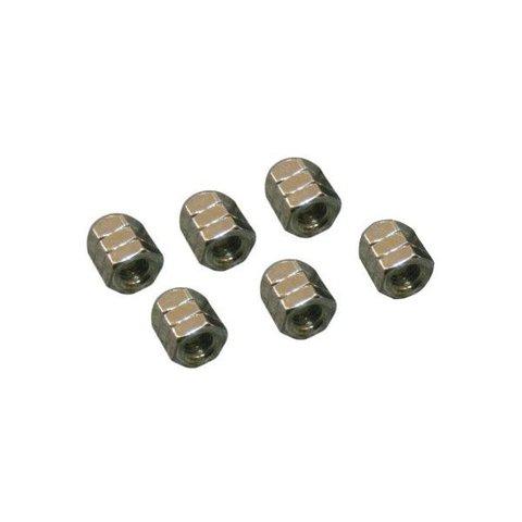 LP Super Nuts Chrome (Set-6)