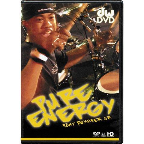 Tony Royster Jr.: Pure Energy DVD