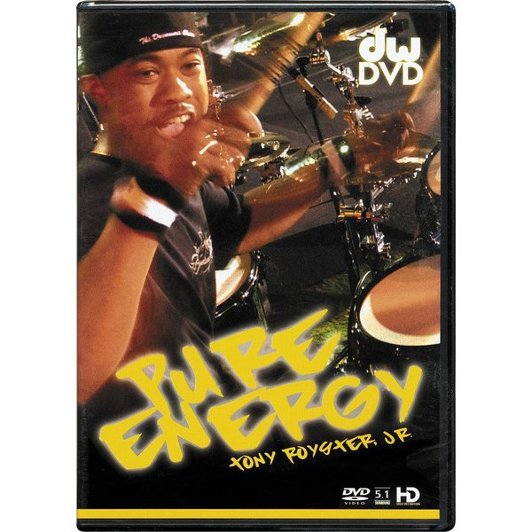 Alfred Publishing Tony Royster Jr.: Pure Energy DVD