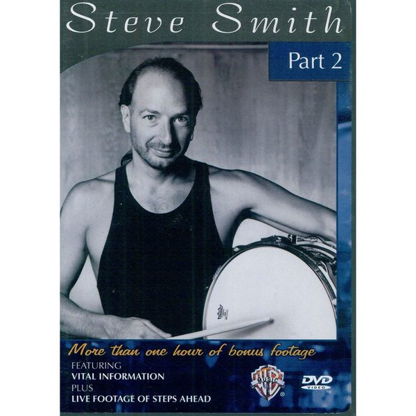 Alfred Publishing Steve Smith: Part 2 DVD
