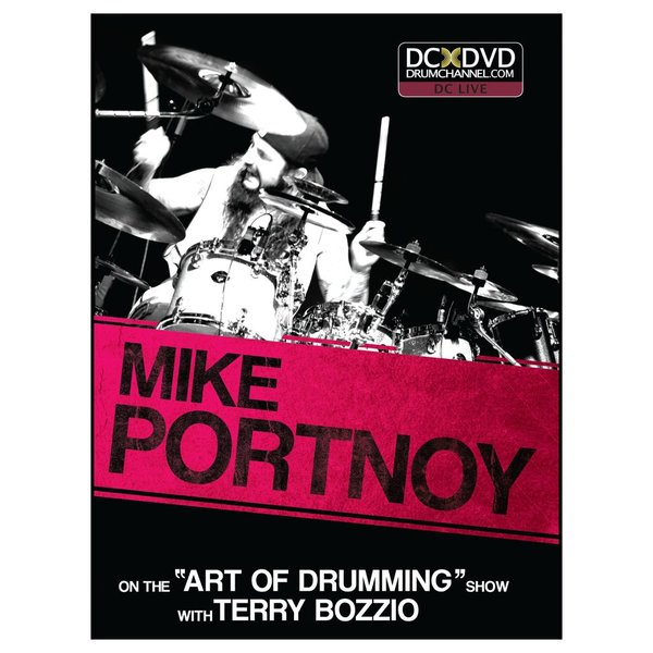 Alfred Publishing Mike Portnoy & Terry Bozzio: The Art of Drumming Show DVD
