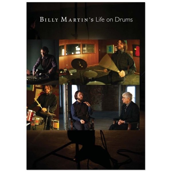 Alfred Publishing Billy Martin: Life on Drums DVD