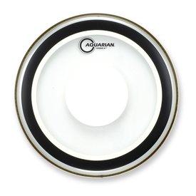 "Aquarian Aquarian Studio-X Series 18"" Bass Drumhead with Power Dot"