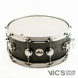 DW DW Collector's 6.5x14 Concrete Snare Drum