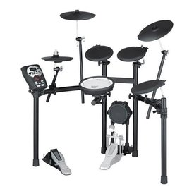 Roland Roland V-Compact Series w/ one TD-11, one PDX-8, three PD-8, one CY-5, two  CY-8, one KD-9, one FD-8, one MDS-4V, four pad mounts, two cymbal mounts, one hi hat arm, one module mount and cable set