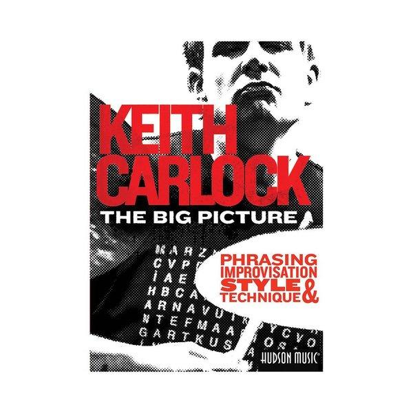 Hal Leonard Keith Carlock: The Big Picture DVD