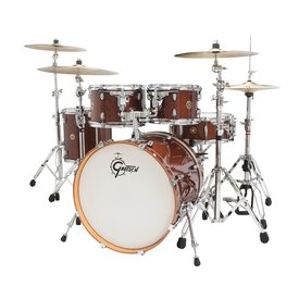 Gretsch Gretsch Catalina Maple Groove 5 Piece Shell Pack in Walnut Glaze