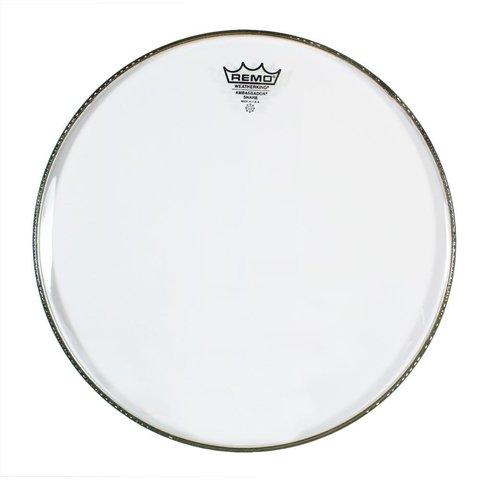 "Remo Clear Ambassador 14"" Diameter Snare Drumhead - No Collar"