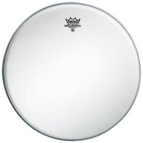 """Remo Coated Ambassador 14"""" Diameter Batter Drumhead"""