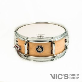 Sakae Sakae 5x12 Maple Effect Snare Drum in Natural Gloss