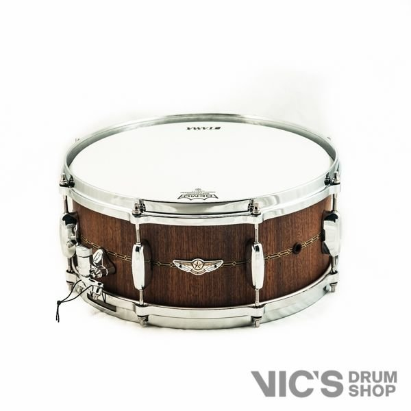 Tama Tama Star 6x14 Stave Walnut Snare Drum