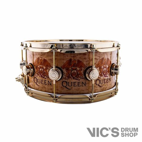 DW Collector's Icon 6.5x14 Roger Taylor Snare Drum