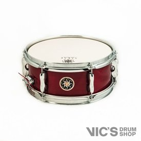 Sakae Sakae 5x12 Maple Effect Snare Drum in Blood Lacquer