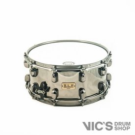 Tama Tama SLP 6.5x14 Black Brass Snare Drum