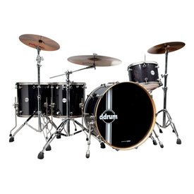 ddrum ddrum Bombardier 5 Piece Shell Pack in Galaxy Sparkle