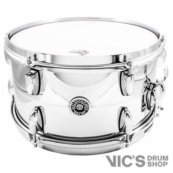 Gretsch Gretsch Brooklyn 7x13 Chrome Over Steel Snare Drum