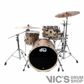 DW DW Eco-X 3 Piece Shell Pack in Banana Finish