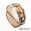 DW Collector's 5x14 Super Solid Maple Snare Drum