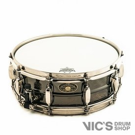 Tama Tama Signature Palette 5x14 Kenny Aronoff Trackmaster Snare Drum; Autographed