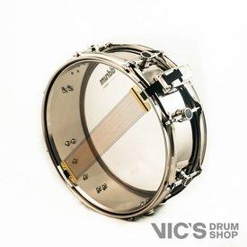 ddrum Vintone Elemental 5x14 Nickel Over Brass Snare Drum