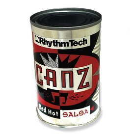 Rhythm Tech Rhythm Tech Canz - Red Hot Salsa - Red